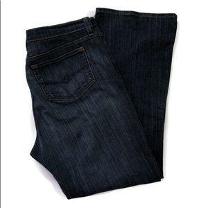 NYDJ wide leg jeans